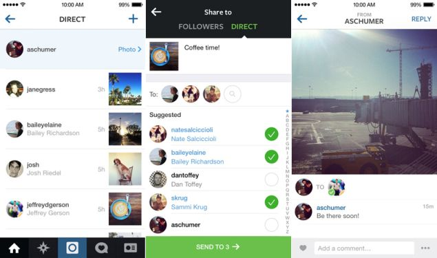 Instagram Direct is the perfect new feature for more private sharing