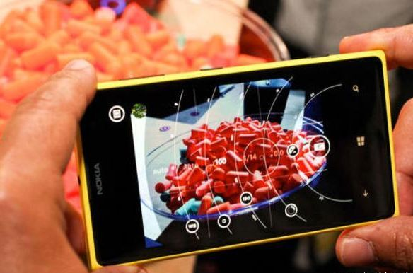Lumia 525 boasts 5MP rare shooter
