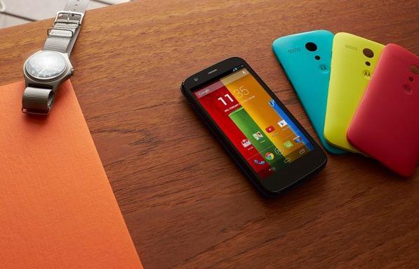 Motorola is seeding Android 4.4 KitKat to Moto G before holidays