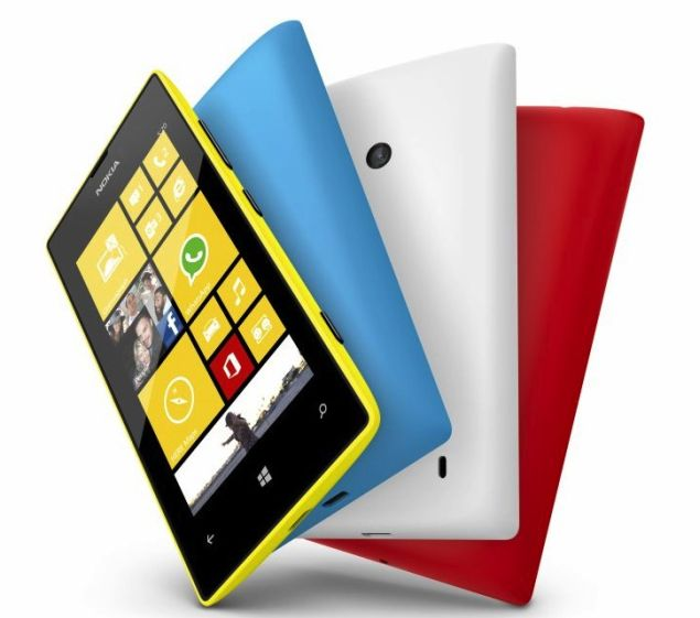 Lumia 525 is the newest entry-level smartphone by Nokia running on WP