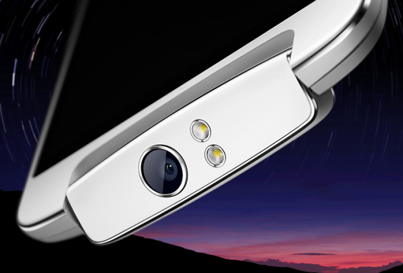 The 13MP camera is the key feature of Oppo N1