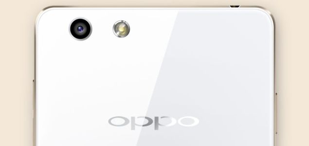 Oppo R1 is available for sells in China