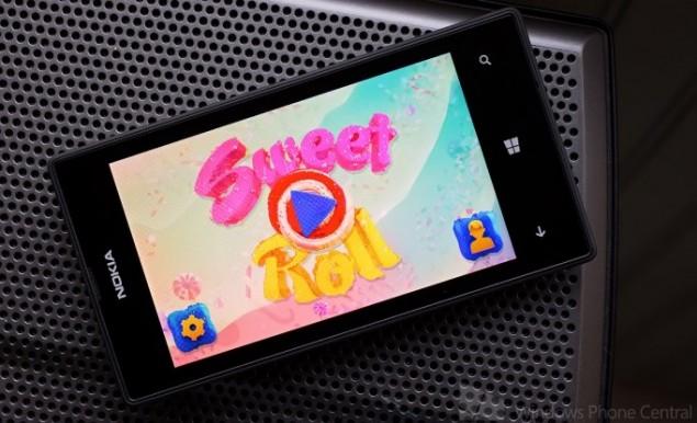 SweetNRoll for Windows Phone 8
