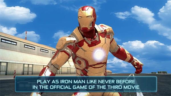 iron man 3 app