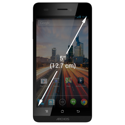 Two affordable Android phones Archos 45 Helium 4G