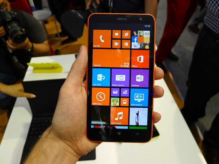 Budget Nokia Lumia 1320 i Malaysia from January 17