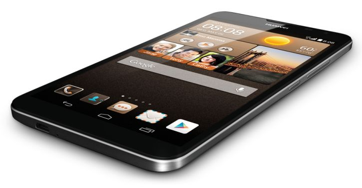 Huawei Ascend Mate 2 4G features a 6.1-inches display with 720p resolution