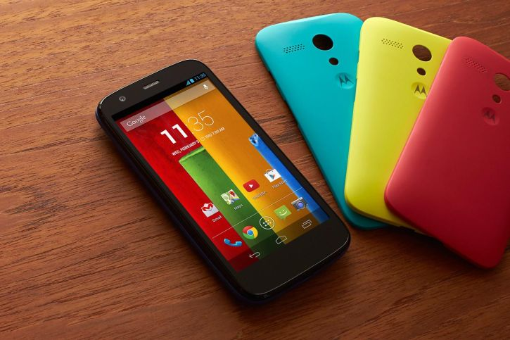 Moto G dual-SIM will land on the shelves of retails in India real soon