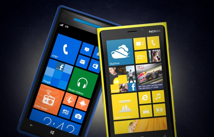 Nokia Lumia 920 vs HTC 8X, both devices are running Windows Phone 8 OS, relased in 2013