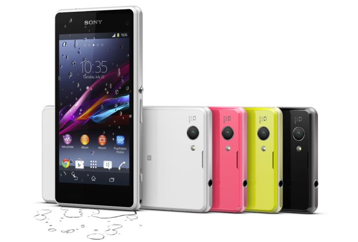 Sony Xperia Z1 Compact is officially introduced