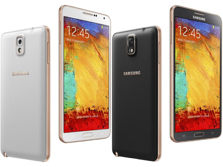 Galaxy Note 3 Rose Gold is getting ready to arrive in the US through Verizon
