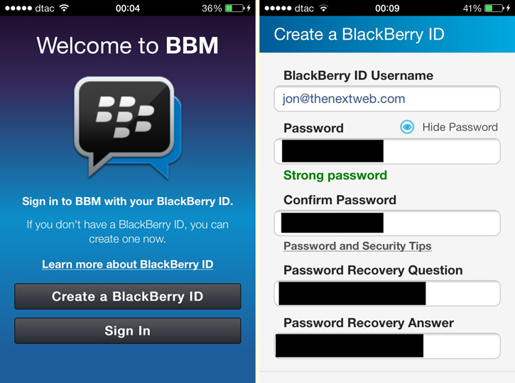 bbm application
