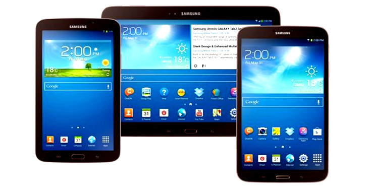 8-inches and 10-inches AMOLED displays
