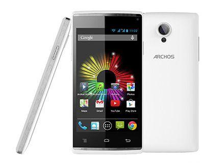 Archos 40b Titanium goes official
