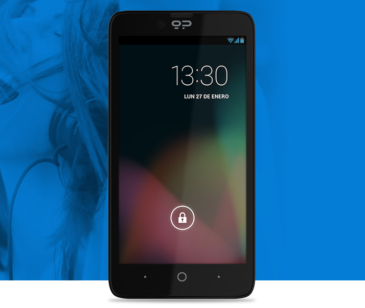 Geeksphone Revolution to hit the markets on 20th of February