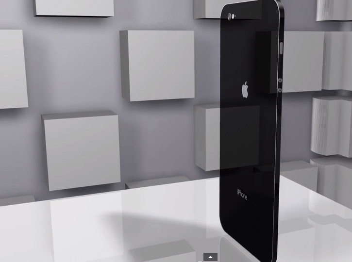 Apple iPhone Air concept design