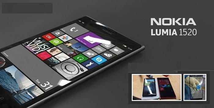 Lumia 1520 for Turkish Lumia fans