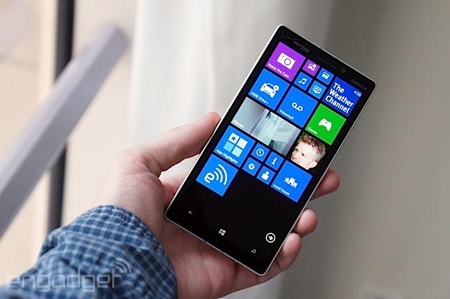 Nokia Lumia Icon hands on video
