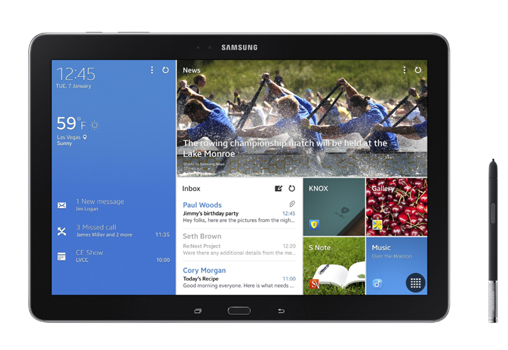 Samsung Galaxy Tab series