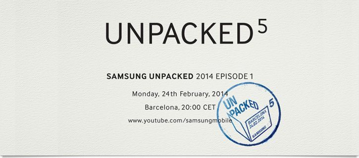 Samsung is participating in MWC 2014