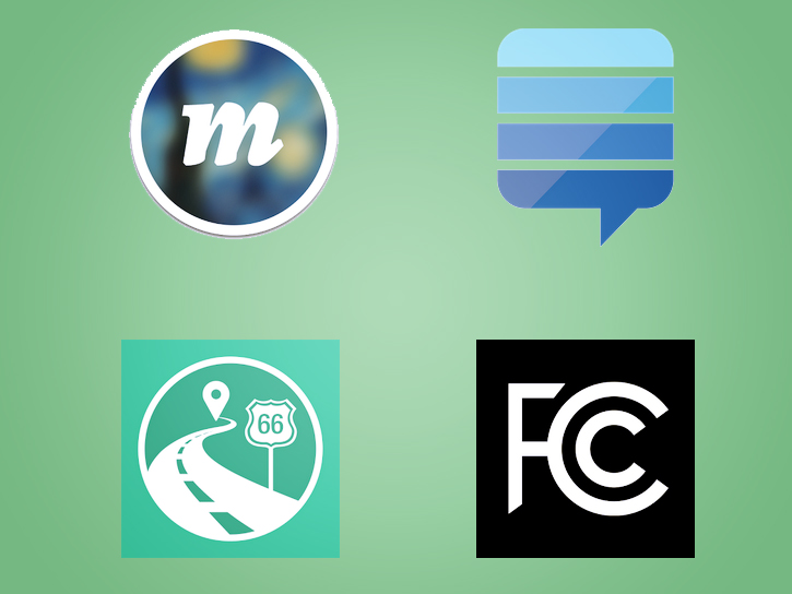 fours apps of the week for android