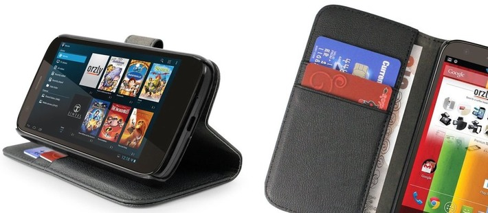 orzly executive wallet case for moto g