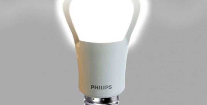 phillips led light project